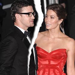 Jessica Biel und Justin Timberlake angeblich getrennt