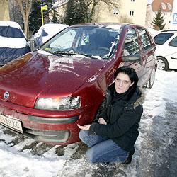Rabiater Autofahrer will Schaden nicht zahlen (Bild: Markus Tschepp)