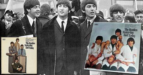 Rare Beatles-Platte für 18.000 Euro versteigert