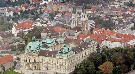 Stift Klosterneuburg erweitert soziales Engagement (Bild: Klemens Groh)
