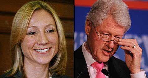 Buch: Bill Clinton hatte Affäre mit Belinda Stronach