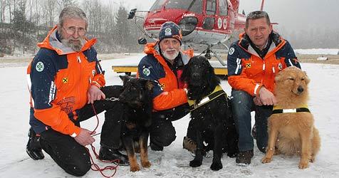 Bergretter fordern dringend Heli für Lungau und Pongau (Bild: Andreas Kreuzhuber)