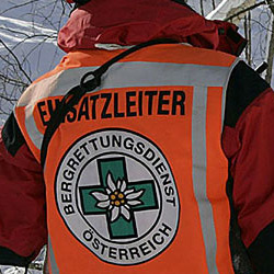 Vier Wintersportler im Gasteinertal per Heli gerettet (Bild: APA/BUNDESHEER/WOLFGANG GREBIEN)