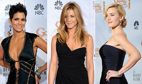Die schönsten Kleider der Golden Globes 2010 (Bild: AP, EPA)