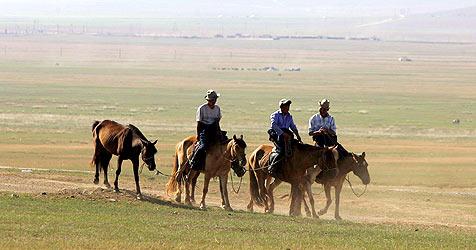"""Mongolei will 20.000 türkische Männer """"importieren"""""""