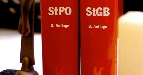 Blaues Blut und  rote Zahlen: Adelsspross vor Richter (Bild: APA/BARBARA GINDL)