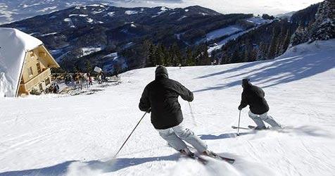 Wer Tageskarten von der Hebalm hat, kann sie  im Skigebiet  Klippitztörl einlösen (Bild: klippitz.at)