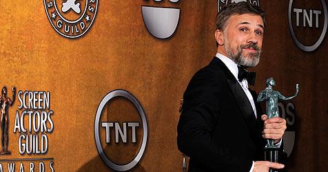 """""""Screen Actors Guild Award"""" für Christoph Waltz"""