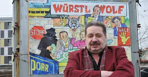 """Endloser Streit um """"Würstl Wolf"""" geht in nächste Runde (Bild: Wolfgang Weber)"""