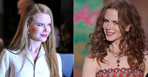 Nicole Kidman zeigt sich mit neuer Haarfarbe