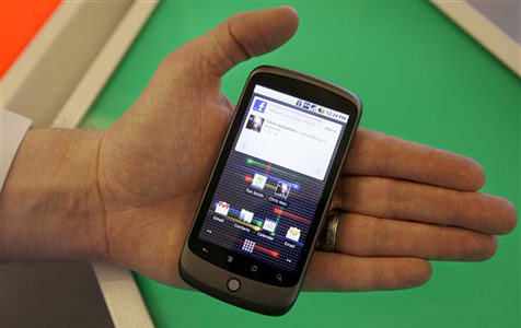 "Googles ""Nexus One"" zensiert Schimpfwörter"