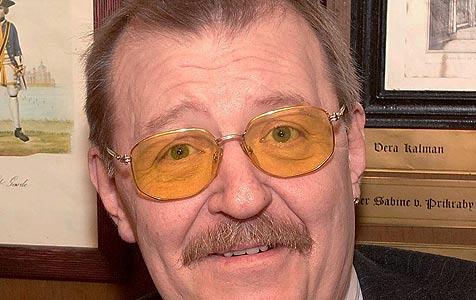 Schauspieler Götz Kauffmann 61-jährig gestorben (Bild: APA/Alexander Tuma/picturedesk.com)