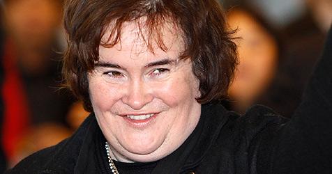 Sängerin Susan Boyle veröffentlicht Autobiografie