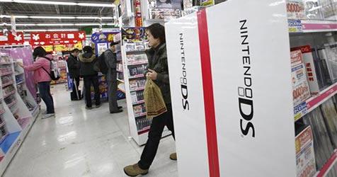 Konkurrenz durch Smartphones setzt Nintendo zu