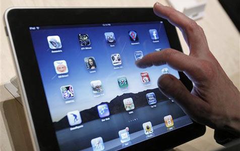 Apple kämpft noch um Inhalte für sein iPad