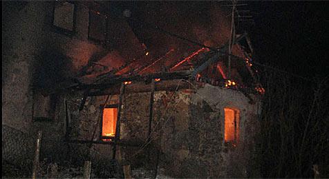 86-Jähriger stirbt bei Wohnhausbrand im Bezirk Melk (Bild: zVg)