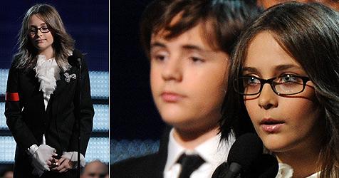 Jackson-Tochter  mit elf so schön wie ein Hollywood-Star