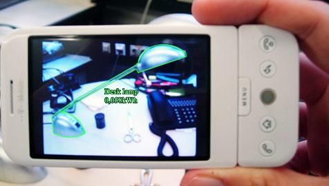 Handy-App aus Deutschland hilft beim Stromsparen (Bild: Fraunhofer FIT)
