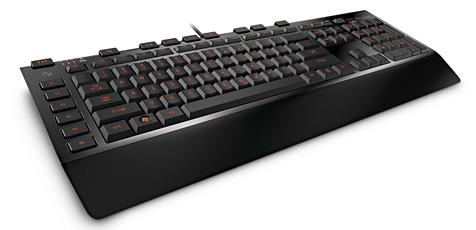 Microsoft-Tastatur bewahrt Gamer vor Kontrollverlust (Bild: Microsoft)