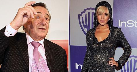"""""""Spinnerin"""" Lindsay Lohan besteht auf einem Privatjet (Bild: APA-FOTO: GEORG HOCHMUTH)"""