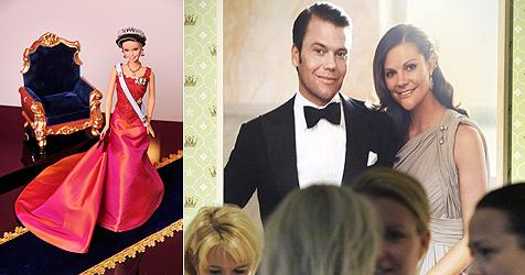 Toppt Schweden-Prinzessin Dianas Traumhochzeit? (Bild: Matell (1), AFP (1))