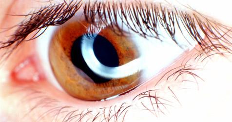 Augenscanner in den USA tastet Iris im Vorbeigehen ab (Bild: © 2010 Photos.com, a division of Getty Images)