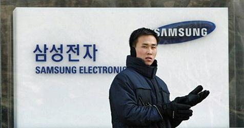 Festnahmen wegen Industriespionage bei Samsung