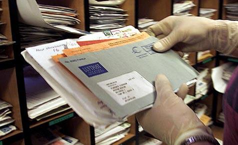 Sexspielzeug sorgt für Bombenalarm in einem Postamt
