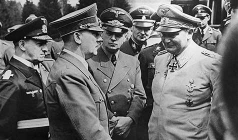 Neue Diskussionen um Göring-Ehrenbürgerschaft (Bild: AP)