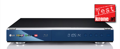 Blu-ray-Player LG BD390 überzeugt mit Vielseitigkeit