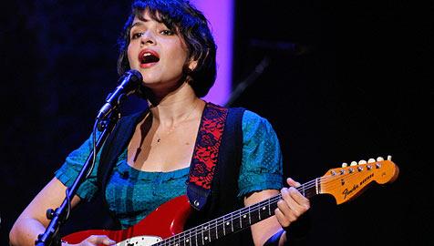 Norah Jones kommt im Juli 2010 nach St. Margarethen