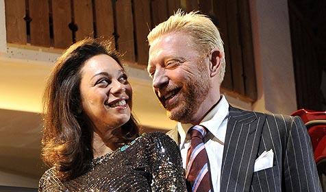 Boris Becker und seine Lilly sind Eltern eines Buben