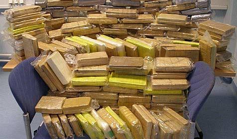 Polizei entdeckt 200 Kilo Kokain im Wert von 40 Mio. Euro (Bild: SID-NÖ)
