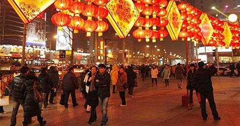 Singles in China suchen für Neujahr Vorzeige-Partner