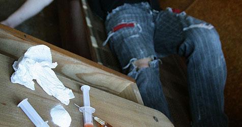 Tödliche Überdosis Heroin - Vater fand 17-Jährigen (Bild: APA/HELMUT FOHRINGER)