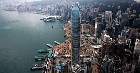 Häuser des Grauens als Investition in Hongkong