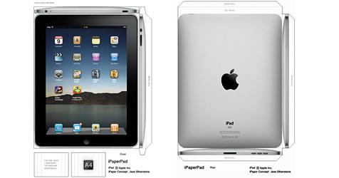 Schon jetzt testen: das iPad zum Selberbasteln