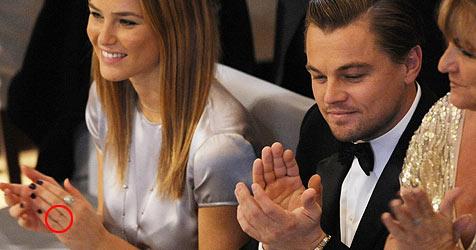 Gerüchte um Heiratsabsichten von Leo DiCaprio