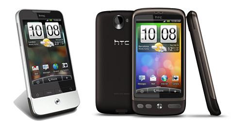 HTC lobt Microsoft und stellt neue Smartphones vor (Bild: HTC)