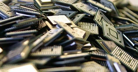 Neuer Chip soll Smartphone-Preise purzeln lassen (Bild: Infineon)