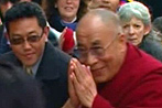 Dalai Lama trifft in Washington US-Präsident Obama