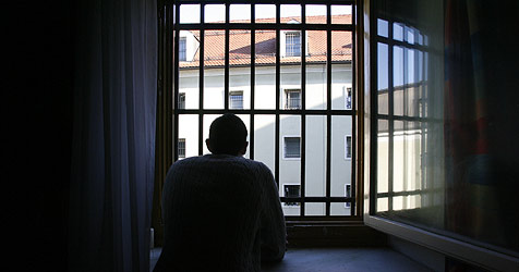 Hungerstreik-Aktion für mehr Ausgang in OÖ-Gefängnis (Bild: Uta Rojsek-Wiedergut (Symbolbild))