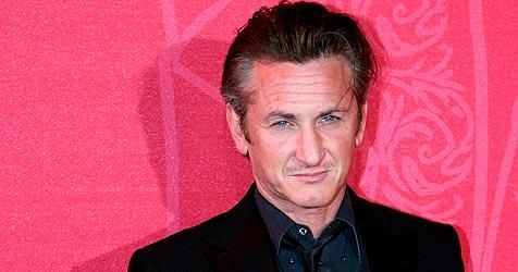 Sean Penn wünscht seinen Kritikern Enddarmkrebs