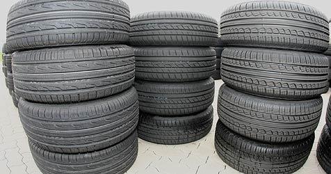 Dieb verkauft Reifen im Wert von 15.000 € um nur 1.590 € (Bild: ÖAMTC)