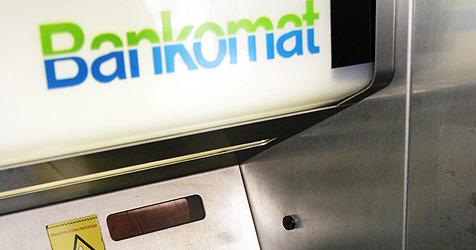 Steirische Polizei stört Bankomat-Diebe bei der Arbeit (Bild: KLEMENS GROH)