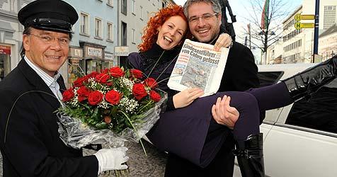 Das Traumpaar 2010 kommt aus Wels (Bild: Klemens Fellner)