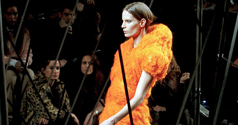 """Iris Strubegger wird Österreichs """"Best Model"""" (Bild: EPA)"""