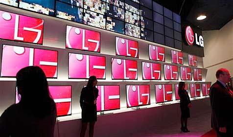 EU: 649 Mio. Euro Strafe für asiatische LCD-TV-Hersteller (Bild: AP)