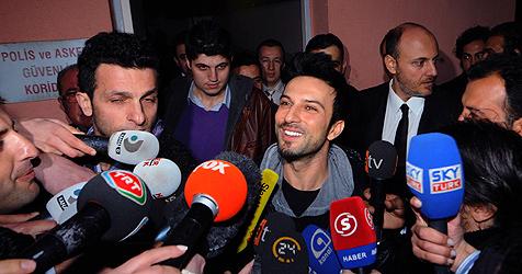 Sänger Tarkan nach Festnahme wegen Drogen wieder frei