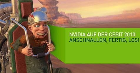 Nvidia bringt erste DirectX-11-Karten Ende März (Bild: Nvidia)